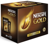 Кофе NESCAFE GOLD, 30*2г