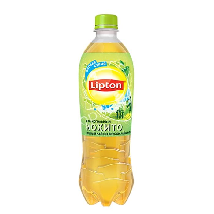 чай липтон мохито