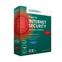 Антивирус Kaspersky Internet Security 5 ПК/1 год
