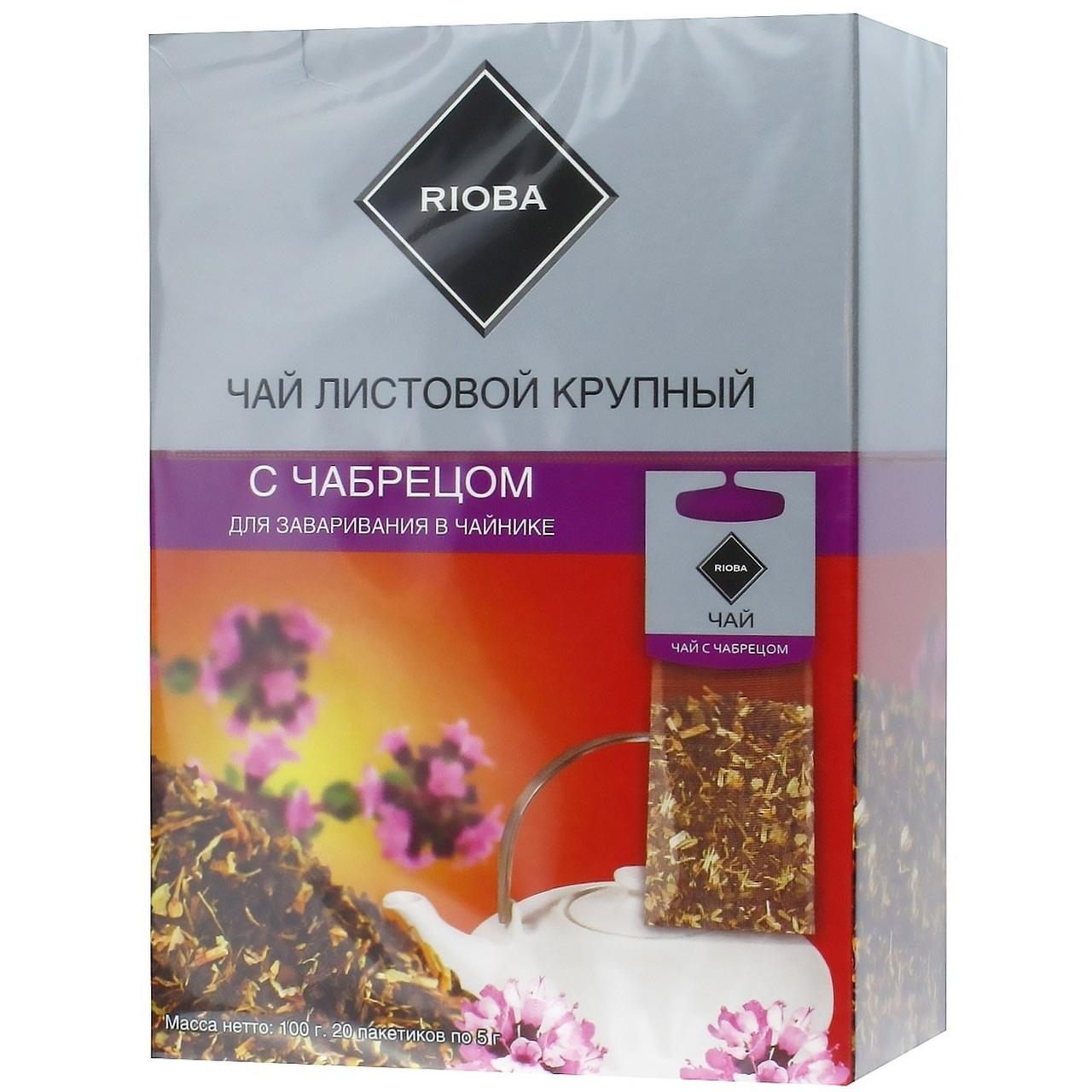 чабрец чай цена