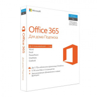 Програмный продукт MICROSOFT Office 365 Business Standart, 5 ПК, 1 год, KLQ-00517